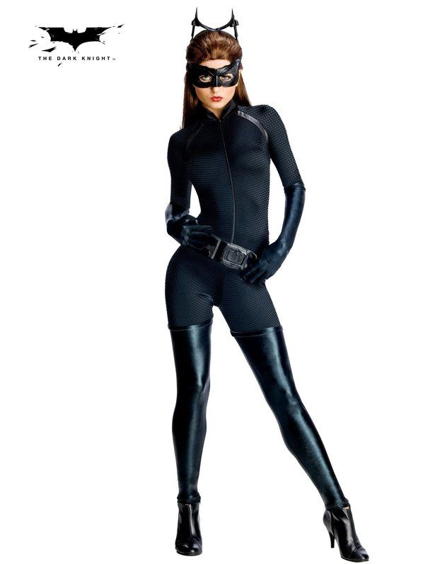 Check out Sexy The Dark Knight Rises Catwoman Costume - Batman Adult Costumes from Wholesale Halloween Costumes