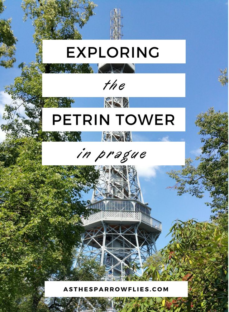 Petrin Observation Tower | Prague | Prague City Break | Petrin Hill | What To See In Prague #Prague #PragueCityBreak #TravelTips