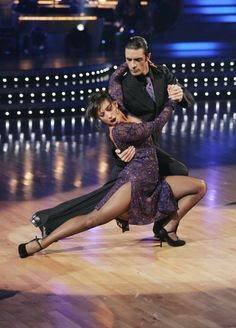 Gilles & Cheryl Argentine Tango Finals