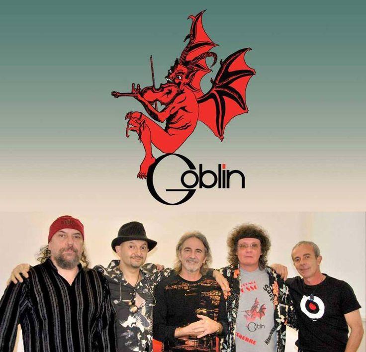 """Δευτέρα 12 Ιουνίου 2017 - Κύτταρο Live  """"Cinematic Horror Prog""""  Είναι ελάχιστες οι φορές που ένα συγκρότημα σαν τους Goblin επισκέπτεται την Ελλάδα!!! Οι Ιταλοί progsters, ξεκίνησαν την καριέρα... Περισσότερα στο horrormovies.gr"""