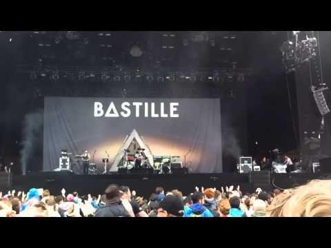 bastille setlist glastonbury