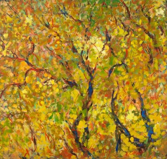 Autumn Remembered -Terence Coyle
