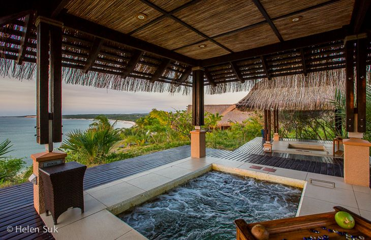 A spa with the most spectacular view of the Indian Ocean. Anantara Bazaruto Island Resort & Spa in Mozambique is a secluded, luxury getaway in the truest sense of the term.