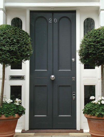 front door pics | London Doors, Front Doors, Contemporary/ Victorian / Edwardian Door