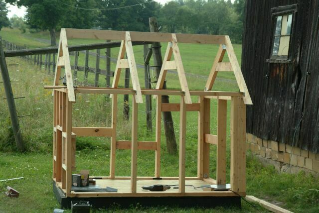 Building a Dog House or possibly turn it into a kids play house?