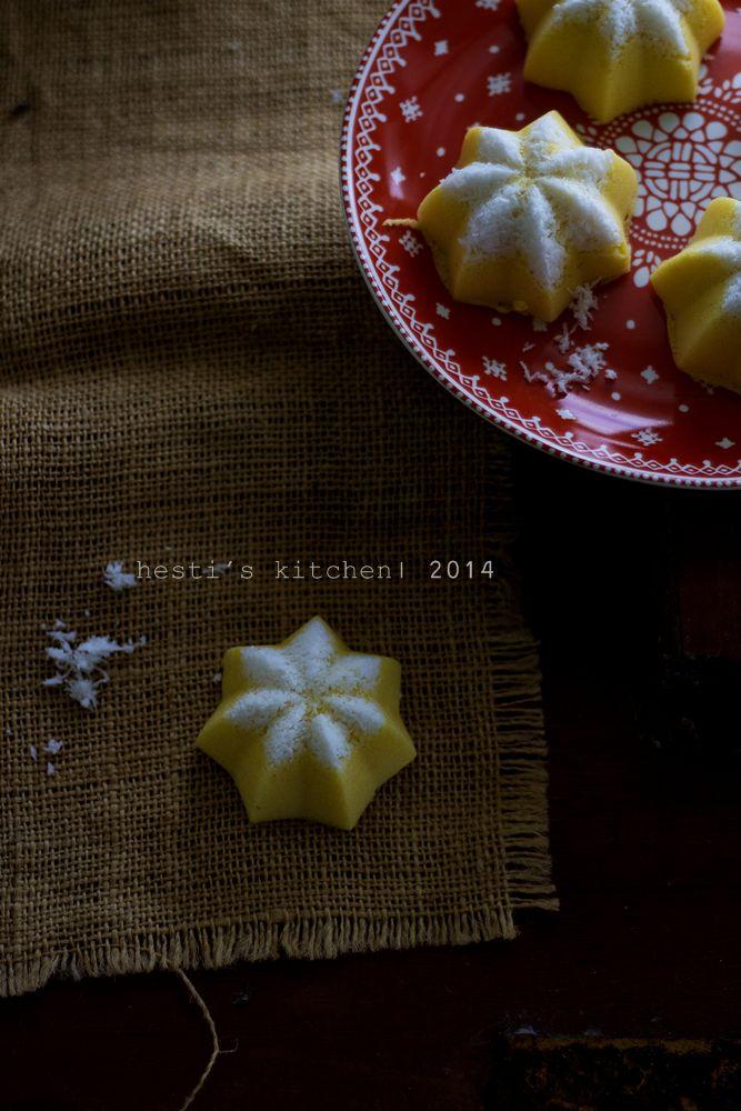 HESTI'S KITCHEN : yummy for your tummy: Putu Ayu Labu Kuning