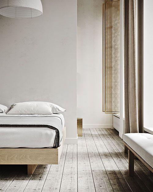 Un Elegante Y Minimalista Apartamento En Copenhague Floor Wall