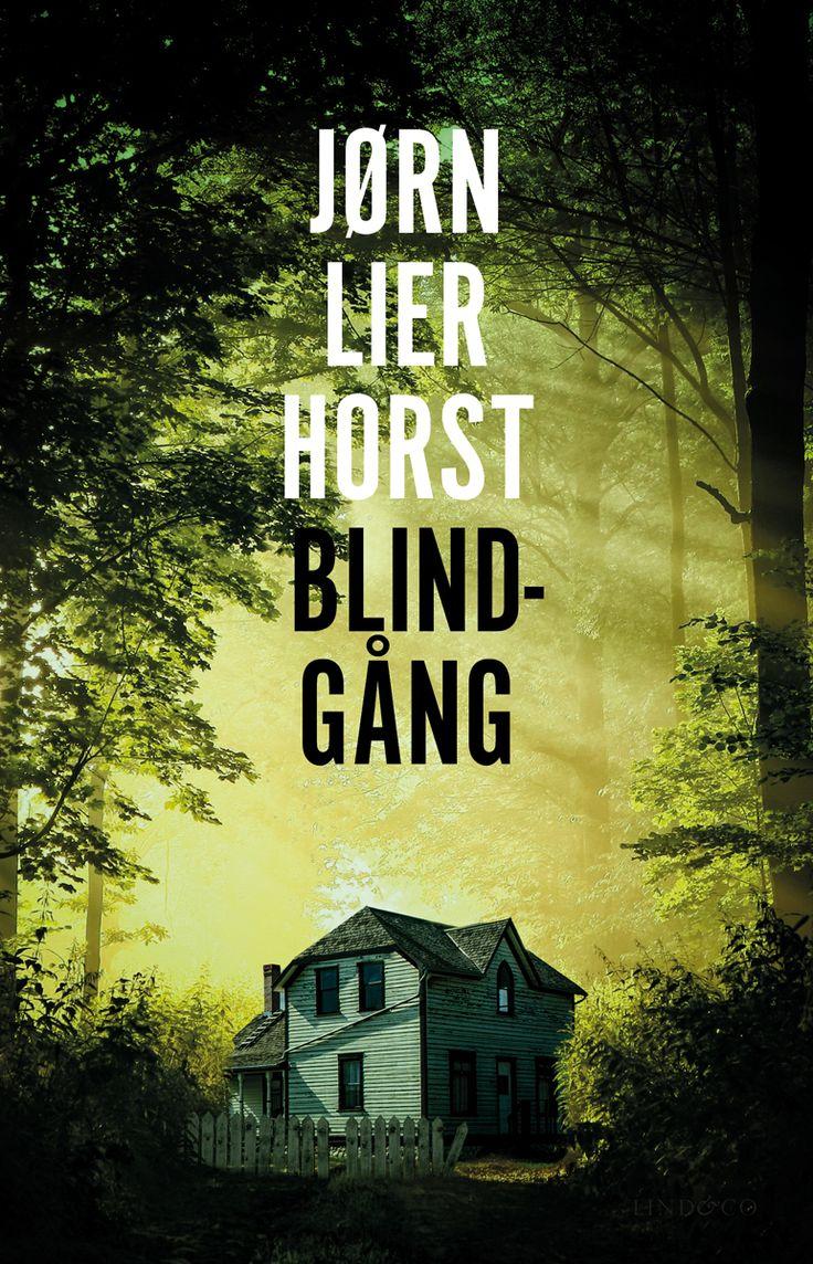 Blindgång av Jørn Lier Horst. Utkommer på Lind & co