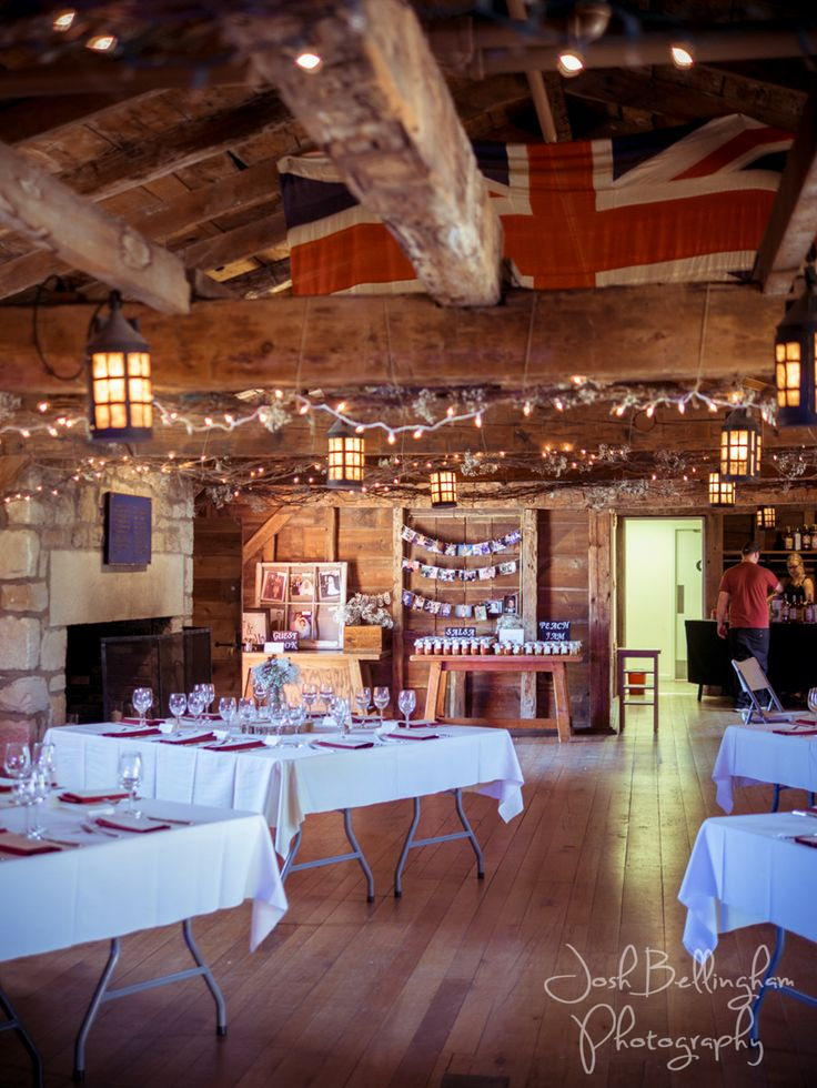 Beautiful Picture Of Navy Hall A British Inspired Rustic Wedding Venue In Quaint Niagara On The Lake