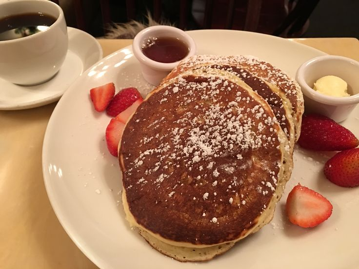 Pancakes at cooklos.gr