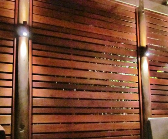wood slat wall love the light placement basement remodel pinterest wood slat wall slat wall and wood slats