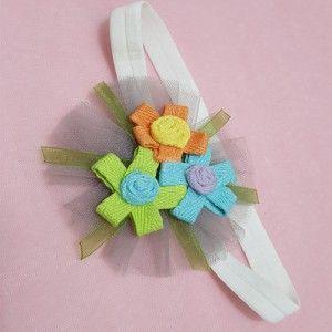 Bando Anak  Bandana Bayi  Baby Headband  Handmade (BH006)
