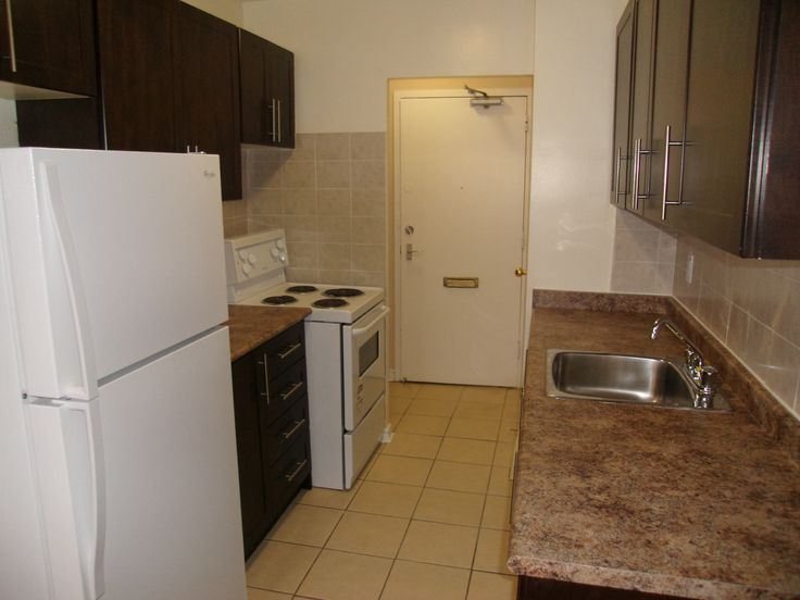 Fully renovated kitchen - large 1 bedroom