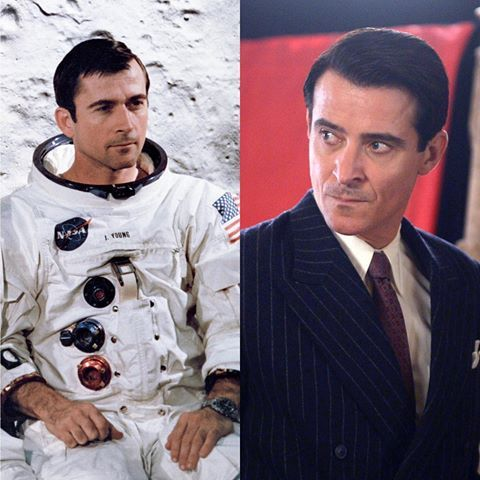 Is it me or would actor Goran Višnjić portray apollo 16 astronaut John Young ... socialsta.com
