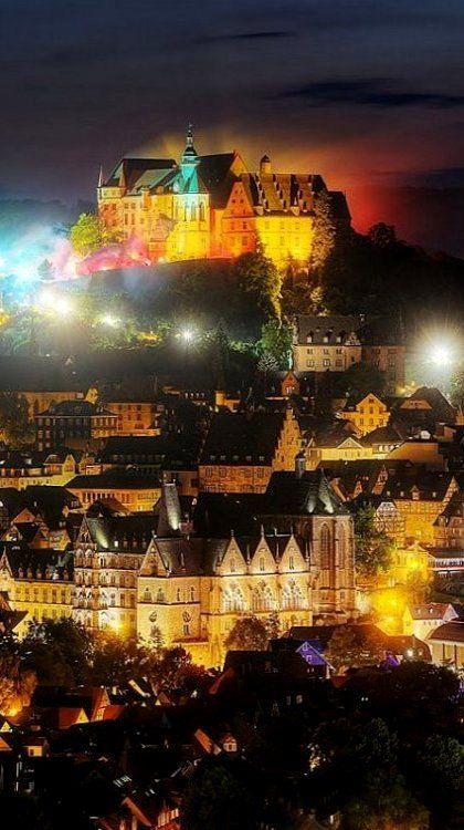 Marburg - ein bisschen kitschig