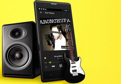 Smartphone Quad Core Murah Himax Polymer 2