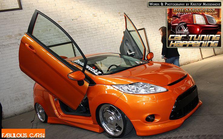 #Ford #Fiesta #Tuning