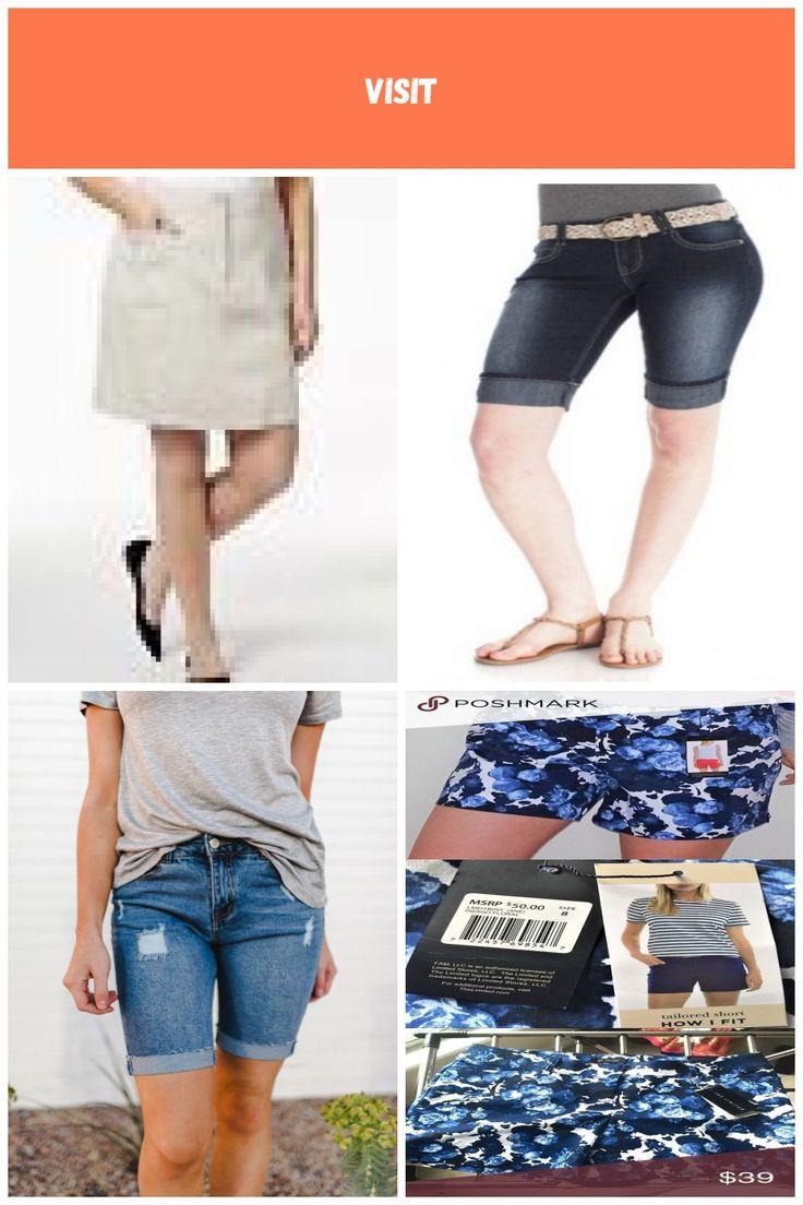 Karen Scott Damen Skort New $ 46 Zip Modest Shorts Rock Plus 16W 18W   Ebay -…   – trauringe