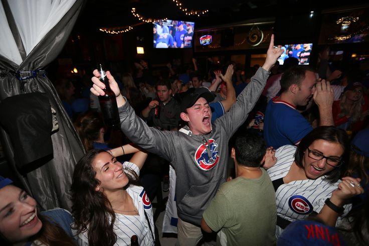 Cubs win! Cubs win! Cubs win! - Chicago Tribune