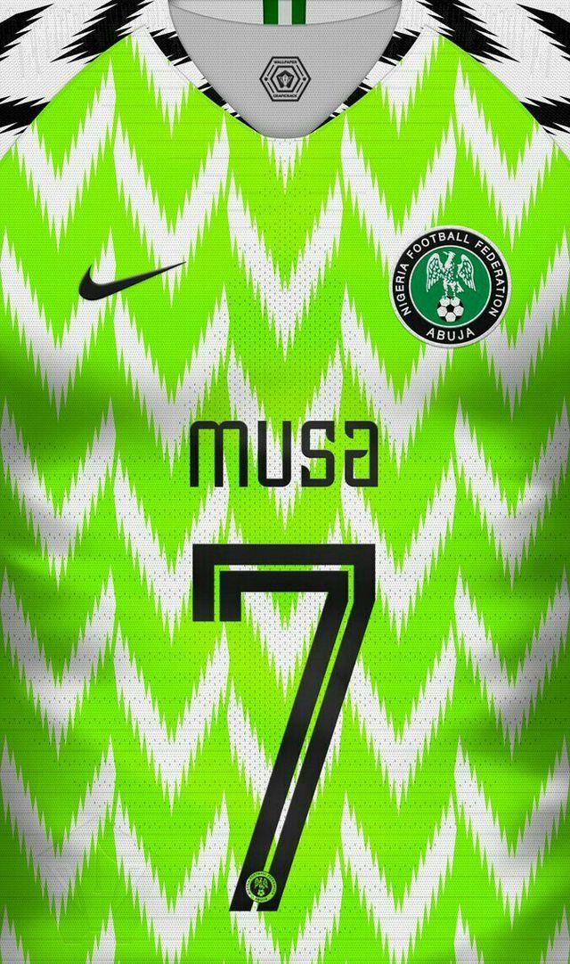 Pin De Rizaldi Rakhman Em Nigeria Camisas De Futebol Jogadores