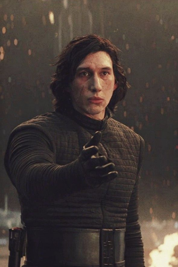 This Scene From The Last Jedi Was So Emotional Kylo Asks Rey To Join Him But She Refuses Unless He Turns Ren Star Wars Star Wars Kylo Ren Star Wars Wallpaper