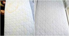 Come rimuovere le macchie secche di pipì - da un materasso Non è raro avere un bambino o un animale domestico che ha fatto la pipì sul letto. Tuttavia, le