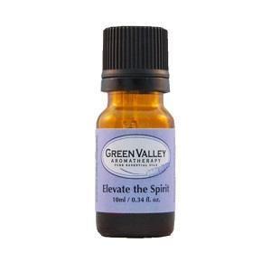 Green Valley Aromatherapy - Elevate the Spirit - 5ml - gaia rising metaphysical