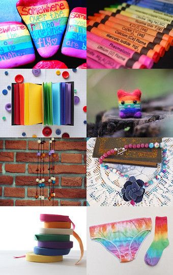 Happy April !!! by Rossana Piacentini on Etsy--Pinned with TreasuryPin.com