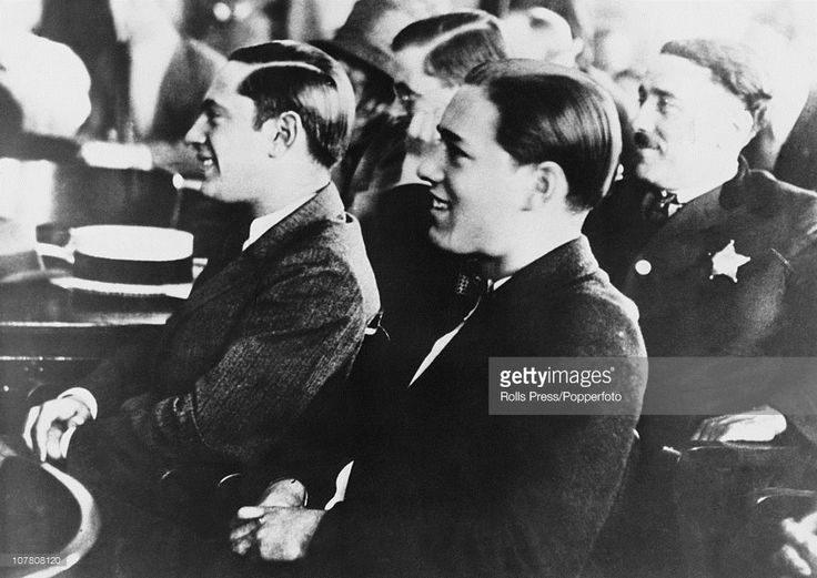 capital punishment and the murder trial of nathan f leopold and richard a loeb Posts about judge jean boyd  the trial of nathan leopold and richard loeb  could afford to hire clarence darrow, a foe of capital punishment who had never.