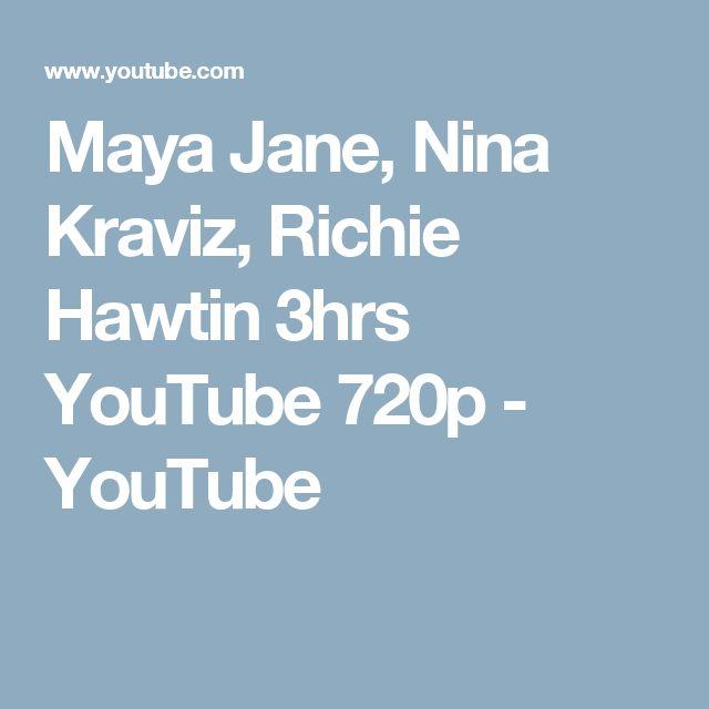 Maya Jane, Nina Kraviz, Richie Hawtin 3hrs   YouTube 720p - YouTube