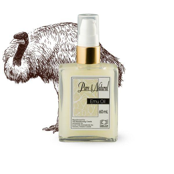 Emu-Öl Emu-Öl ist ein Alleskönner! Muss unbedingt in Hausapotheke sein!