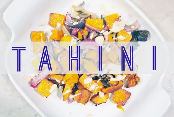 Tahini Sauce on Roasted Vegetables | Food | Pinterest | Tahini ...