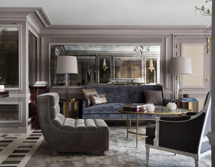 Die besten 25+ Französischer stil dekor Ideen auf Pinterest - franzosische luxus einrichtung barock design