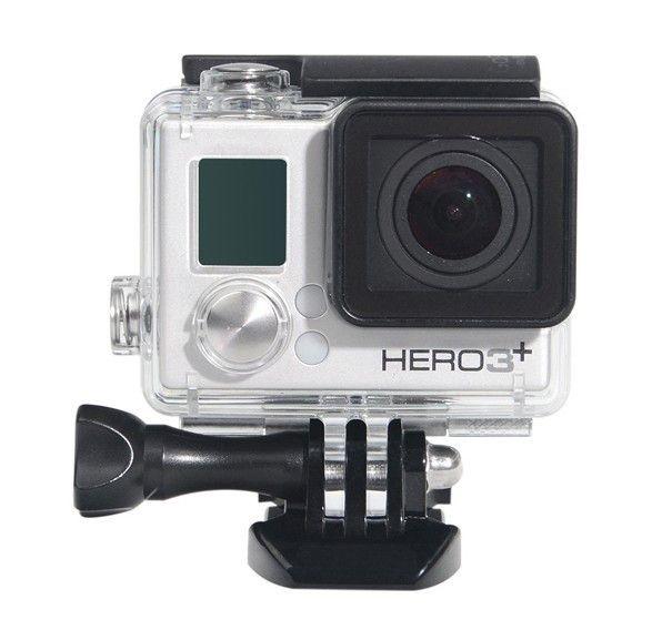 Go pro Accessories Gopro Waterproof Housing Case Mount Hero 3 plus for Gopro Hero3+ 3 4 Camera Mounting