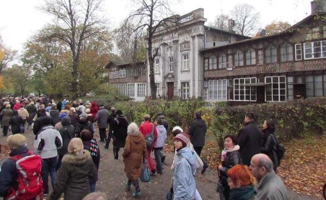 Brzeźno - kurort starszy od Sopotu, choć czekający na rewitalizację | #gdansk #walkingtours