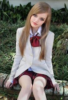 The real life barbie doll Kotakoti Dakota Rose
