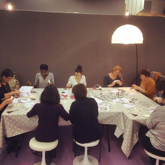 Héloïse Villenave-Gabaud @sohelo_bijouxmariage Instagram photos | Websta (Webstagram)  Trop bien cet atelier !