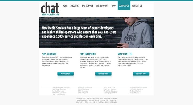 smschatservices.com