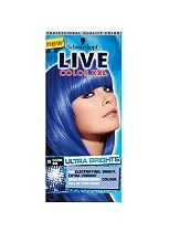 Schwarzkopf LIVE Color XXL Ultra Brights 95 Electric Blue Semi-Permanent Blue Hair Dye