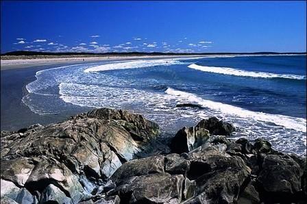 Martinique Beach near Halifax Nova Scotia