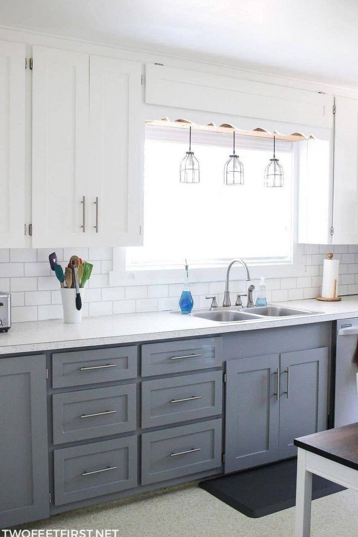 Update kitchen cabinet doors without replacing DIY Shaker ...