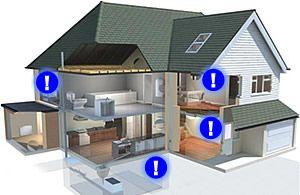 Proper placement of your carbon monoxide detector is important to prevent carbon monoxide poisoning.
