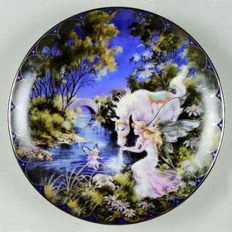 9 Best Fairyland Unicorn Plates 4 Sale Images On Pinterest