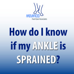 When you twist, turn, or jam your #ankle, check for damage by looking for these ankle #sprain symptoms: http://queensnassaupodiatry.com/wp_super_faq/know-ankle-sprained/