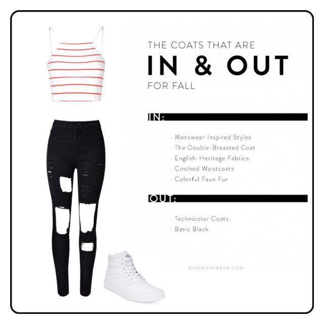 """"""""""" by vensku on Polyvore featuring WithChic, Glamorous and Vans"""