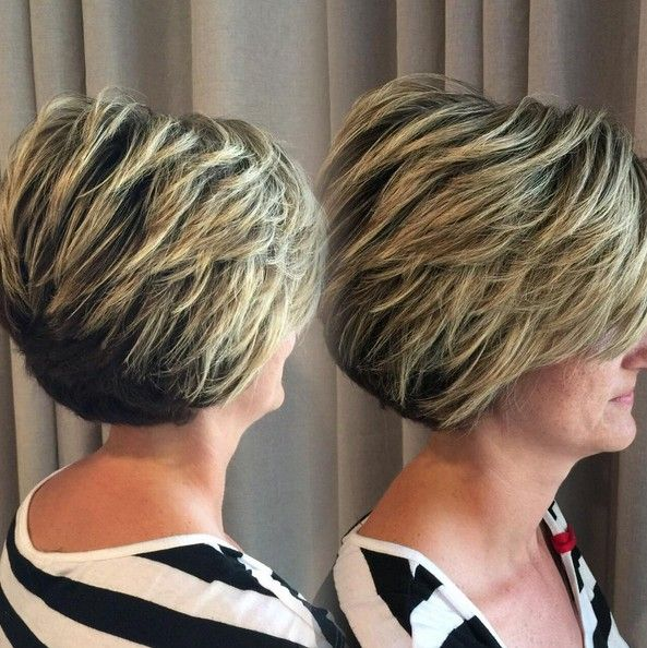 thick hair short haircuts 17 best ideas about thick hairstyles on 3050 | 59360e25b31612884b3841488b17e107