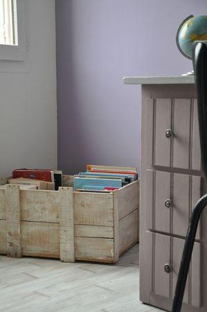 Idée de rangement: The Child, Storage, P Ge Blanche, Deco, En Bois, Blanche N 11, Belle Ides, Caisse En, De Ma