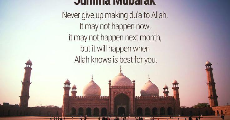 Jumma Mubarak Pictures : Top Best Collection Of Jumma Mubarak Pictures