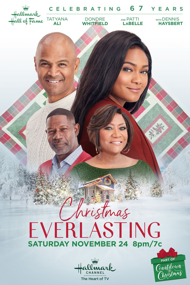 Tatyana Ali, Patti LaBelle and Dennis Haysbert headline