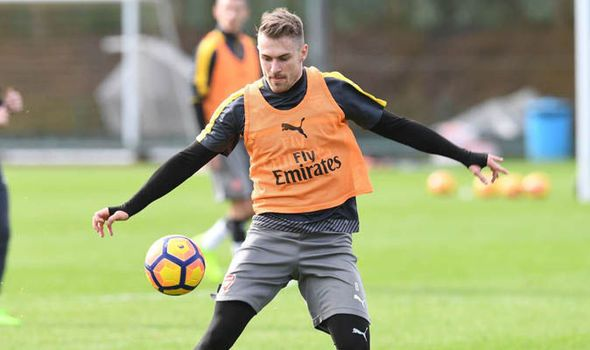 Spotted: Arsenal star returns to training ahead of crunch Liverpool clash   via Arsenal FC - Latest news gossip and videos http://ift.tt/2msV4aJ  Arsenal FC - Latest news gossip and videos IFTTT